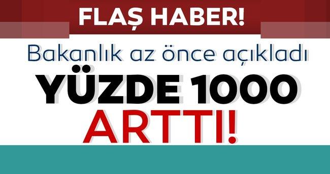 KREDİLİ KONUT SATIŞI YÜZDE 1000 ARTTI