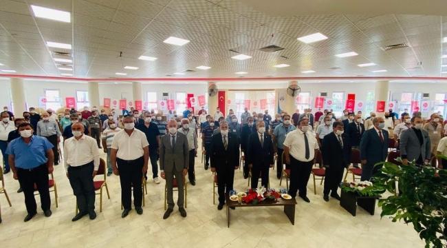 MHP'DE İLÇE KONGRELERİ BAŞLADI