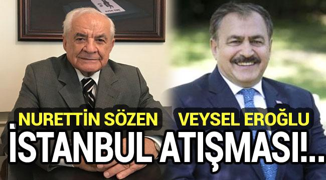 VEYSEL EROĞLU, SÖZEN'E CEVAP VERDİ!..