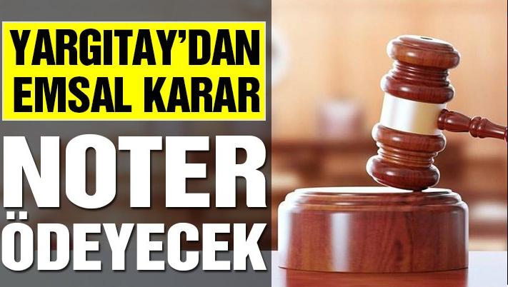 YARGITAY'DAN SAHTE KİMLİKLE YAPILAN İŞLEMLERLE İLGİLİ EMSAL KARAR!..