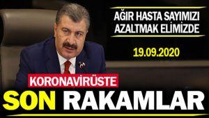 AĞIR HASTA SAYISINI AZALTMAK ELİMİZDE!..