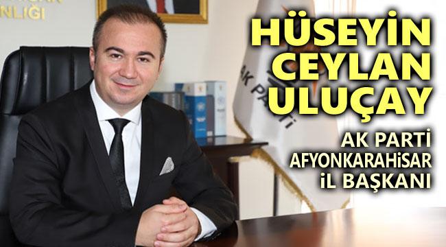 AK PARTİ İL BAŞKANLIĞINA ATAMA YAPILDI!..