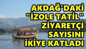 AKDAĞ'DAKİ