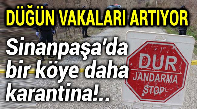 BİR KÖY DAHA KARANTİNAYA ALINDI!..