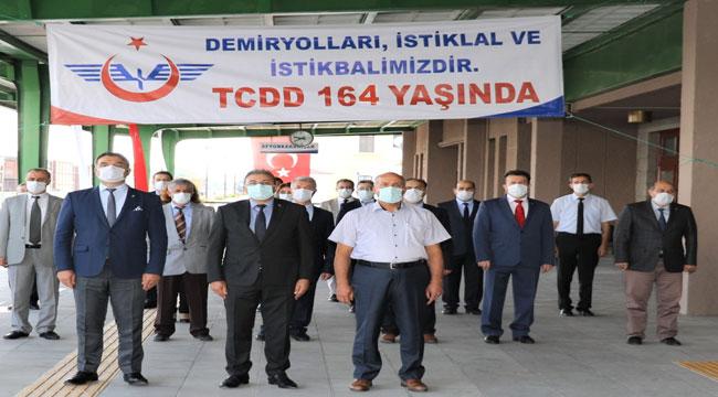 KÖKLÜ KURULUŞ TCDD 164 YAŞINDA