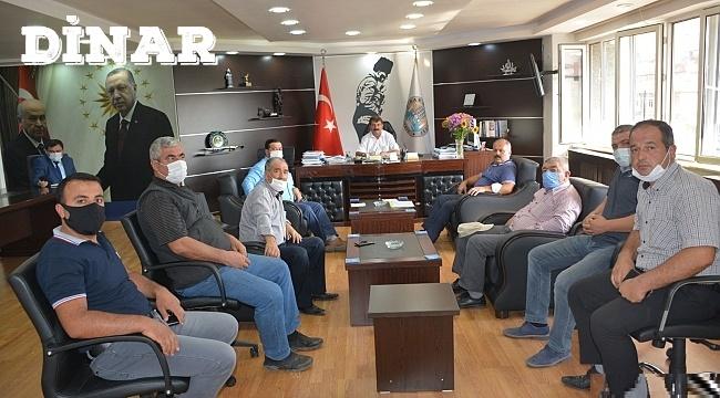 SALI PAZARI DİNAR'A YAKIŞACAK