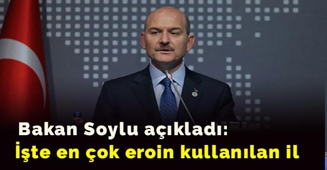 EN ÇOK EROİN KULLANILAN İL?!..