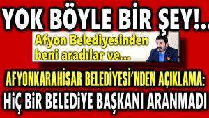 HER HANGİ BİR BELEDİYE, ULAŞIM KONUSUNDA ARANMADI!..