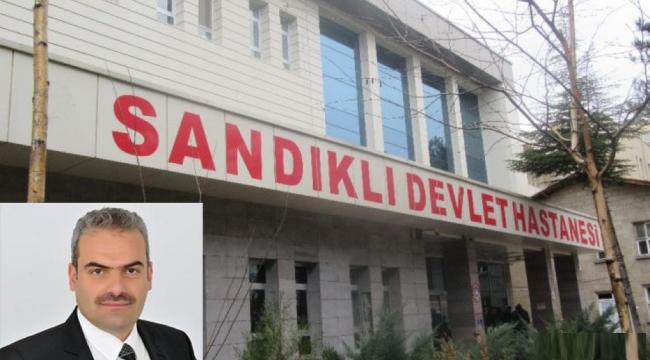 SANDIKLI DEVLET HASTANESİNDE 13 DOKTOR GÖREVE BAŞLADI