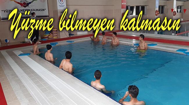 YÜZME BİLMEYEN KALMASIN!..