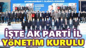 AK PARTİ'DE İL KONGRESİ YAPILDI!..