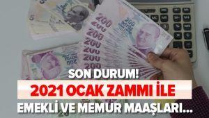 EN DÜŞÜK MEMUR EMEKLİSİ ZAMMI 3.000 TL OLACAK