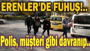 ERENLER'DE FUHUŞ OPERASYONU, 2 GÖZALTI