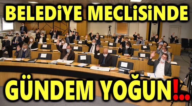 İŞTE GÜNDEM MADDELERİ!..
