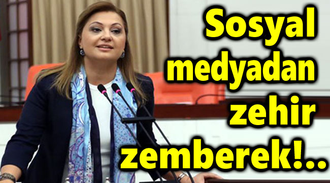 MİLLETVEKİLİ KÖKSAL, SOSYAL MEDYADAN SERT ÇIKTI!..