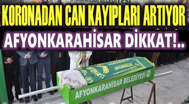 VEFAT VE AĞIR HASTA ARTIYOR, DAHA FAZLA DİKKAT!..