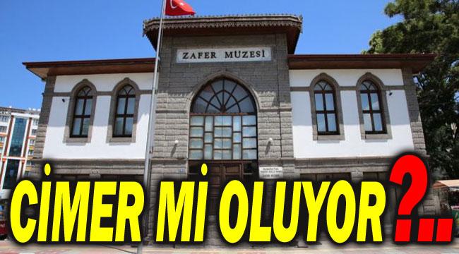 ZAFER MÜZESİ, CİMER'E Mİ TAHSİS EDİLİYOR?..