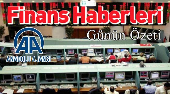 AA FİNANS HABERLERİ GÜNÜN ÖZETİ | 01.12.2020