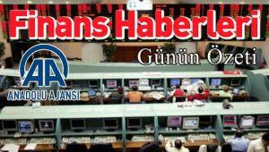 AA FİNANS HABERLERİ GÜNÜN ÖZETİ | 03.12.2020