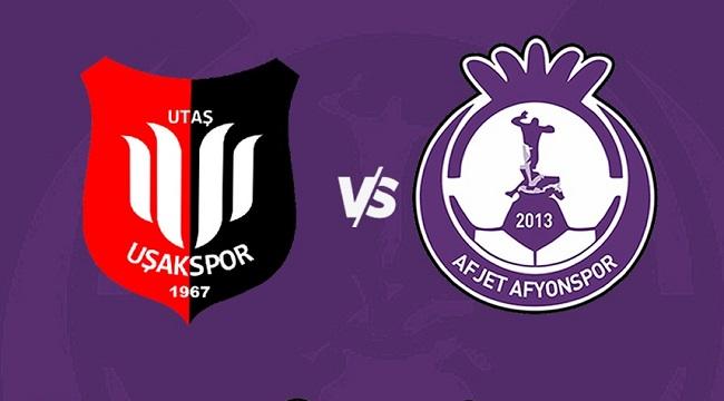 Afjet Afyonspor, Uşak'ta mağlup:3-0