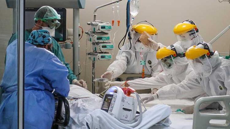 AFSÜ'den koronavirüs açıklaması:251 vefat var