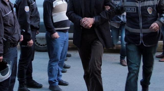 Afyon'da FETÖ'ye mahrem öğretmen operasyonu
