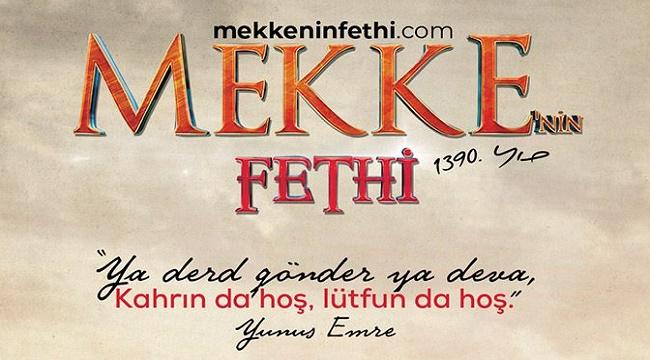 AGD'den online Mekke'nin Fethi Programı
