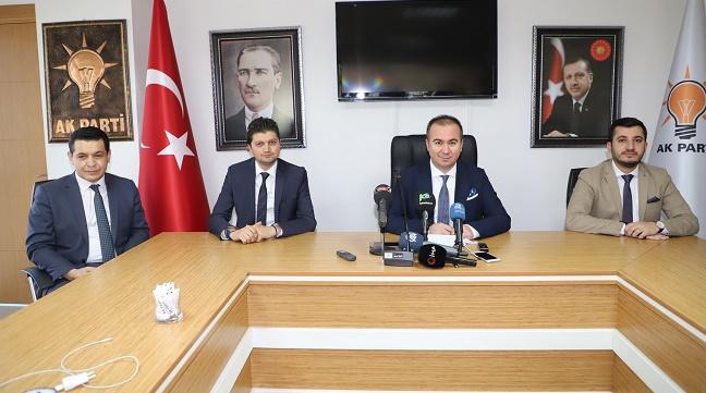 AK Parti'de Afyonkarahisar İl Yürütme Kurulu belli oldu