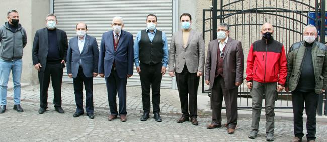 Basın Yayın Derneğinden Türkeli'ye ziyaret