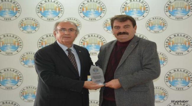 Başkan Sarı'dan TRT'ye teşekkür