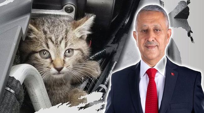 Başkan Zeybek'ten anlamlı çağrı!..