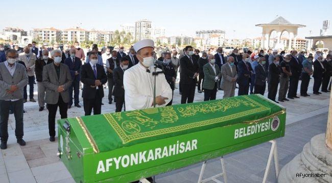 Bugün Afyonkarahisar'da 5 kişi vefat etti