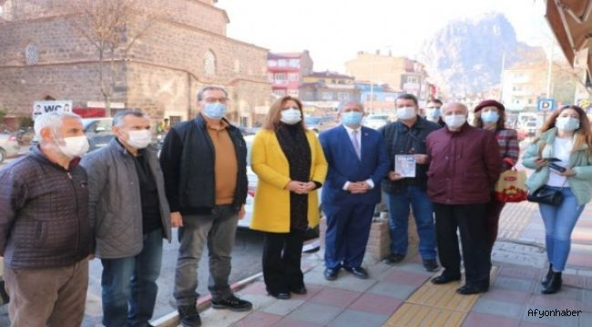 Burcu Köksal, CHP'nin esnaf için 22 önerisini anlattı