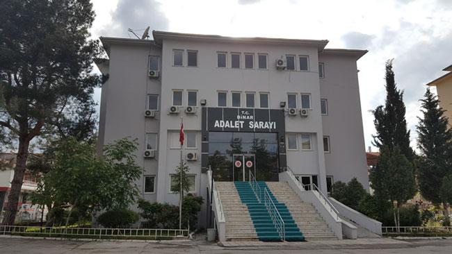 Dinar'da yeni Adliye binası nereye yapılacak?
