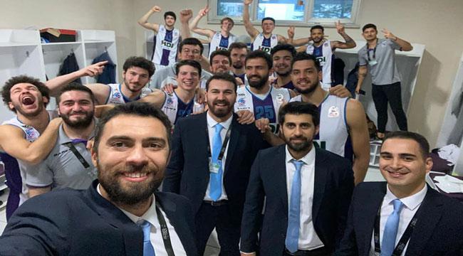 HDI Sigorta Afyon Belediye:97 Galatasaray:80