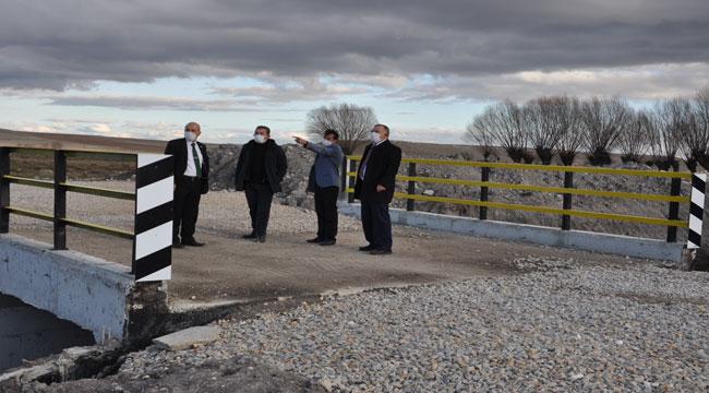 İhsaniye: 9 köprü hizmete girdi