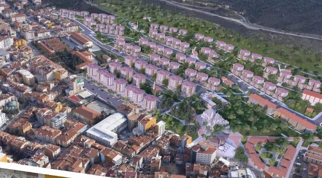 İlk etapta, Mısri Mahallesi ve İmaret Camii çevresi ihale edilecek