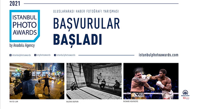 Istanbul Photo Awards 2021 başvuruları başladı