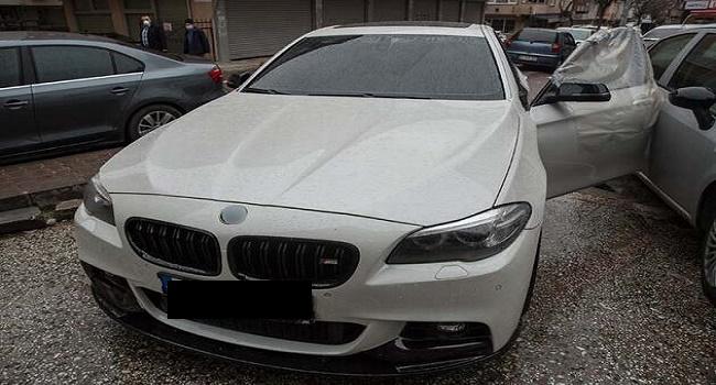 İzmir'den Afyon'ageldiler, işyeri soydular, aracın anahtarını aldılar, BMW'yi çaldılar, Ankara'da yakayı ele verdiler!..