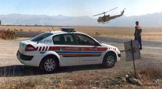 Jandarma Trafik, havadan denetim yapacak