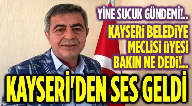 Kayseri'den Afyon'a ses geldi... Sucuk elden gidiyor!..