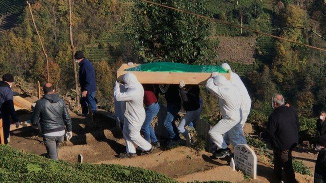 Korona kabusu!.. 1 ayda aynı aileden 6 kişi hayatını kaybetti!..