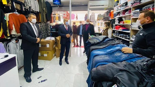 Milletvekili Taytak, Emirdağ ve Çay'ı ziyaret etti