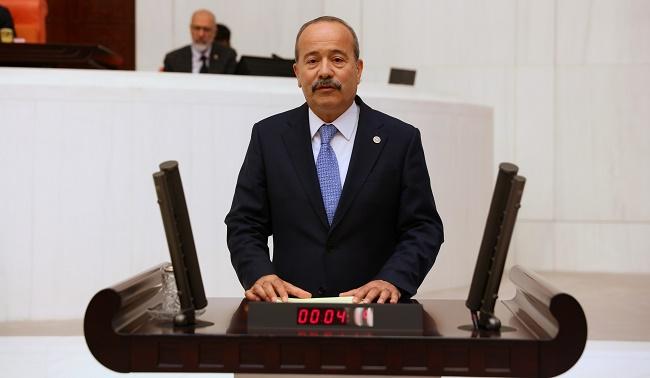 Milletvekili Taytak, Meclis'te Afyonkarahisar'ın taleplerini gündeme getirdi