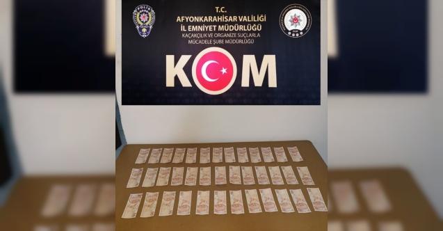 Sahte parayla telefon satın alan şahıs gözaltına alındı