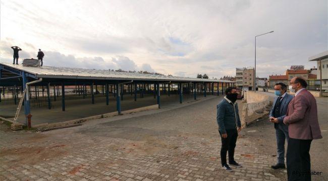 Sandıklı'da Belediye'nin kullandığı enerjinin yüzde 25'i GES'ten karşılanacak!..