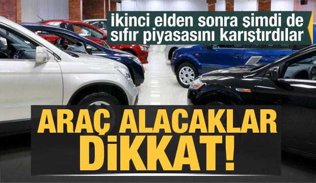 SIFIR ARAÇ ALACAKKEN BUNA ÇOK DİKKAT EDİN!..