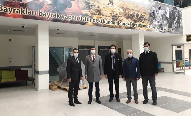 Sinanpaşa Devlet Hastanesi yakında açılıyor!..