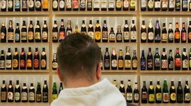 Sokağa çıkma yasağının olduğu günlerde alkol satışı yasak!..