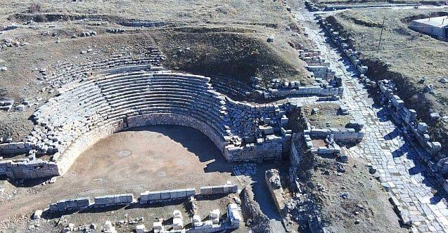 Synada Antik Kentiyle ilgili yeni bilgiler!..